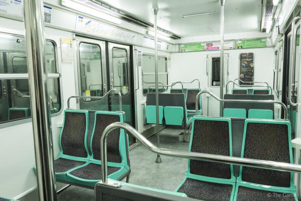The Game metro