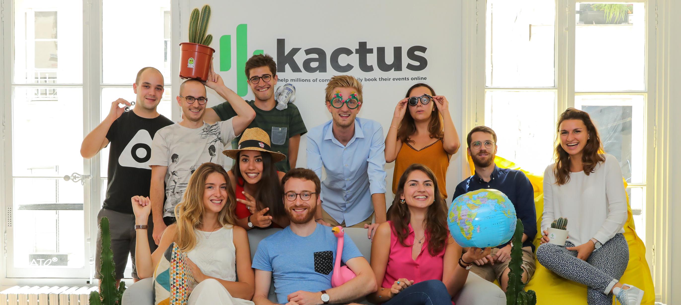 Kactus - Team copie 2