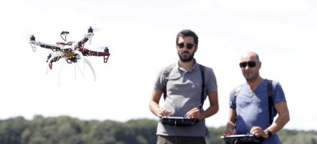 Pilotes de drone