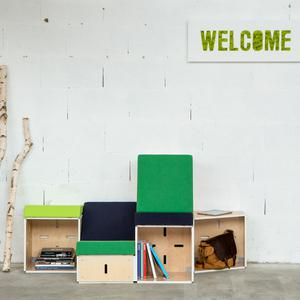 design eneixia r invente le mobilier de bureau pour. Black Bedroom Furniture Sets. Home Design Ideas