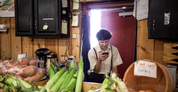 Amish (NYT)