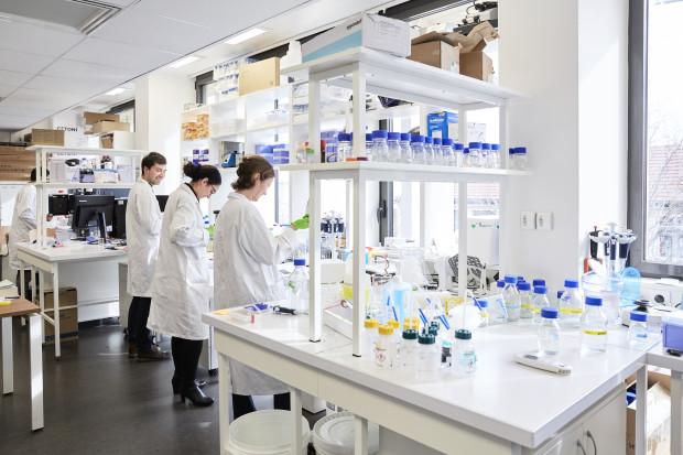 Start-up DNA script de l'incubateur de l'ESCPI, Paris 5e, le 21/03/2017.