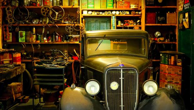 Garage de Lorient