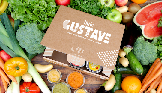 Little Gustave - Produit