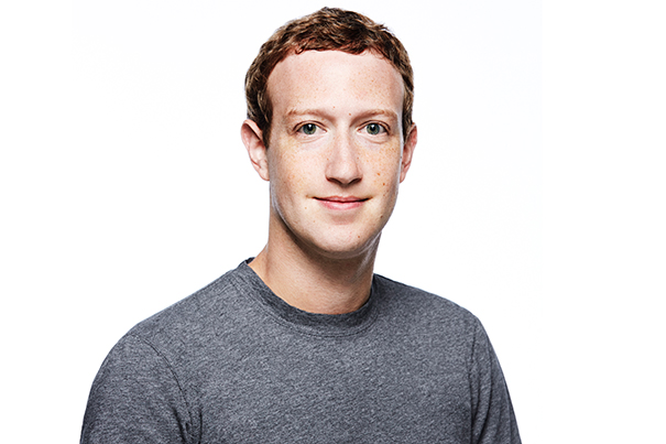 Mark Zuckerberg 2