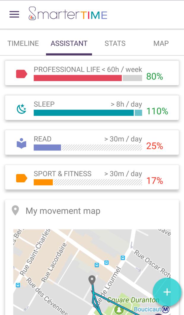 Smarter Time App