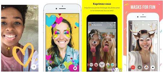 Instagram-Messenger-Snapchat-ICQ