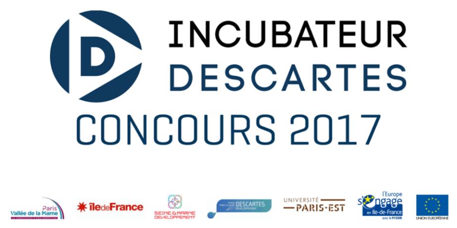 Concours 2017 de l'Incubateur Descartes