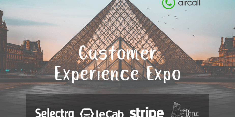 Aircall's Customer Experience Expo