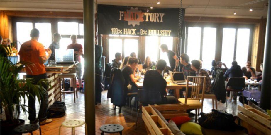 Fhacktory – Lyon Fall 2014
