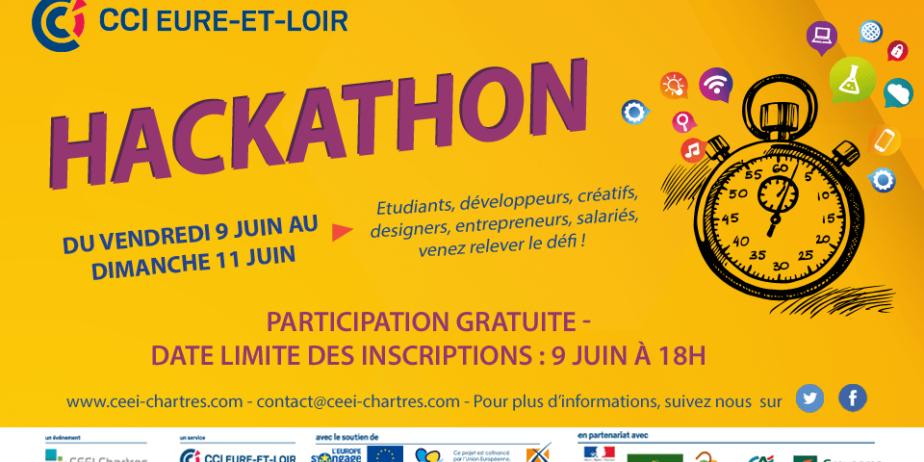 Hackathon CEEI Chartres