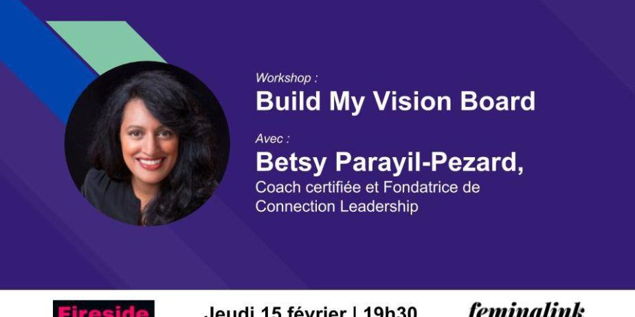 Workshop Build My Vision Board