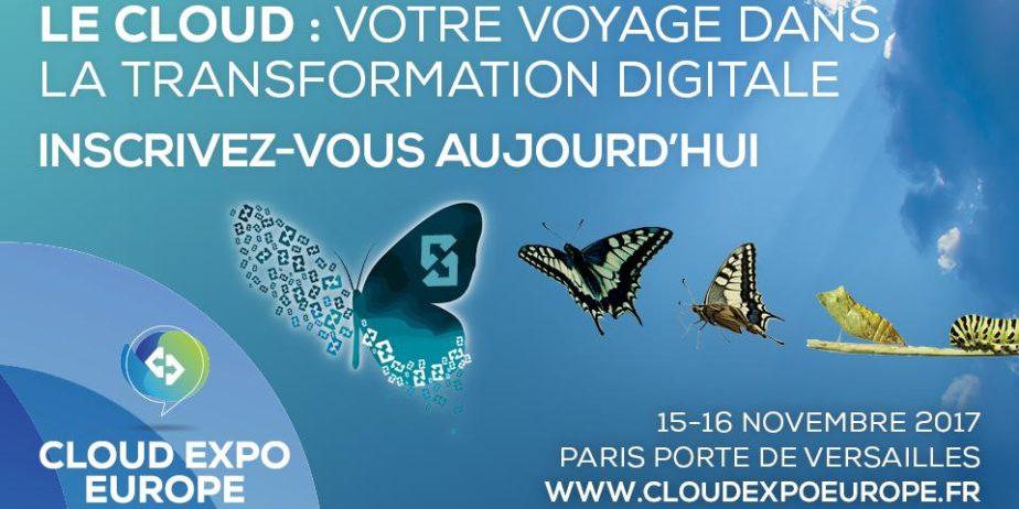 Cloud Expo Europe Paris