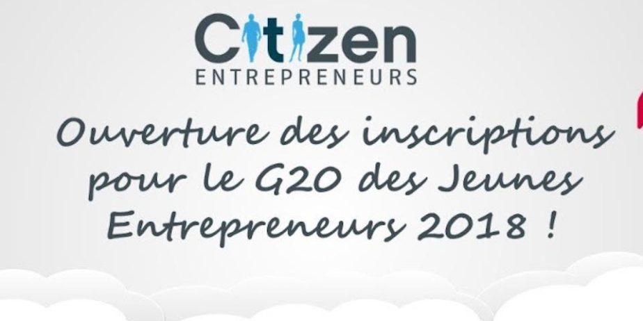 G20 des Jeunes Entrepreneurs