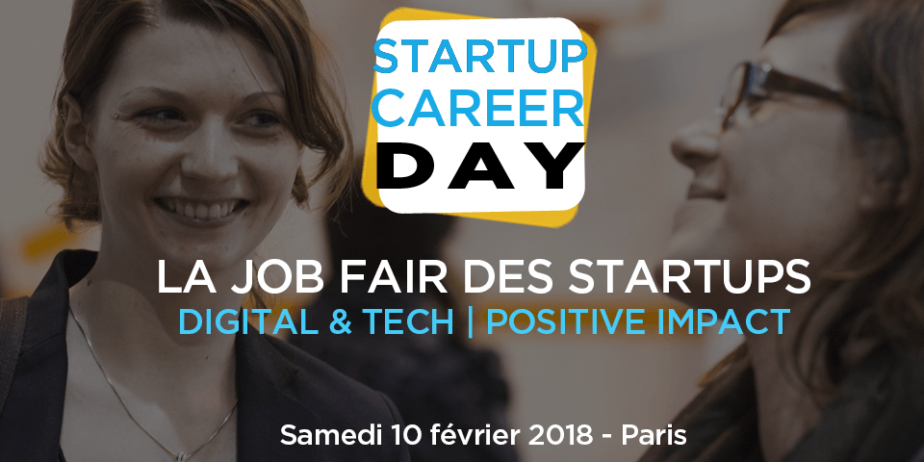 Startup Career Day 2018