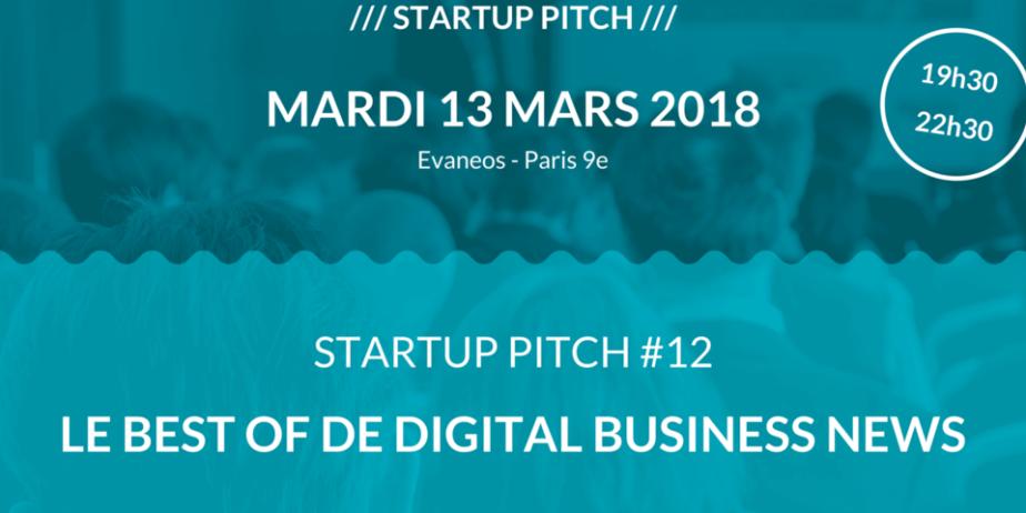 Startup Pitch #12