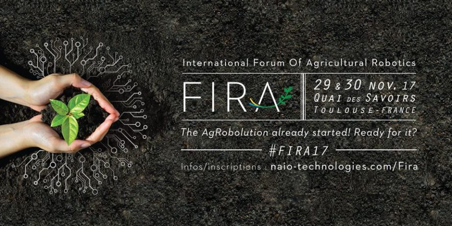 FIRA – Forum International de la Robotique Agricole