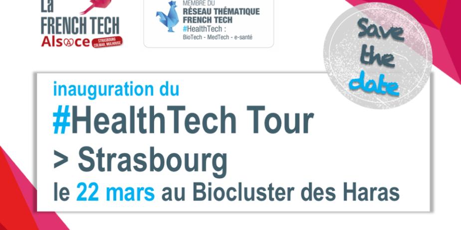 #HealthTech Tour de la French Tech