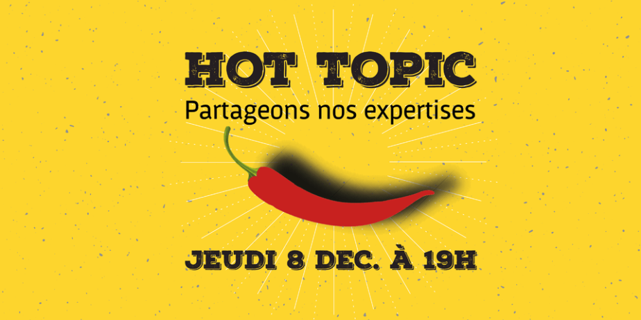 Hot Topic – Présentation de Beta.Gouv