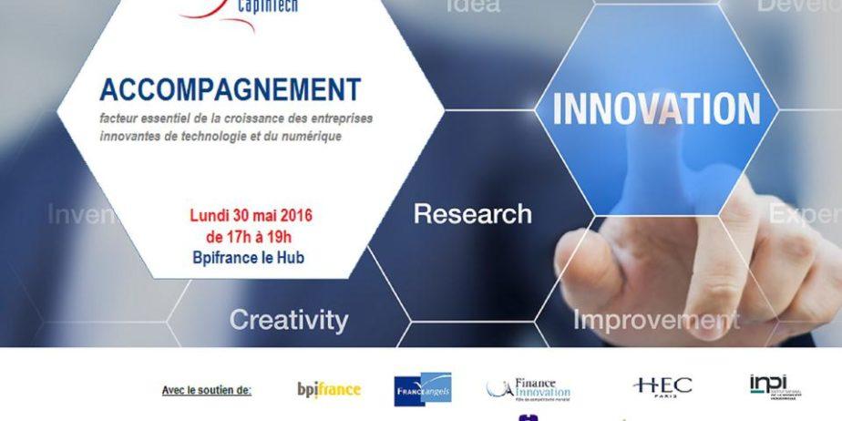 L'accompagnement : Facteur essentiel de la croissance des entreprises innovantes