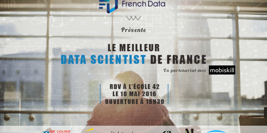 Le Meilleur Data Scientist de France