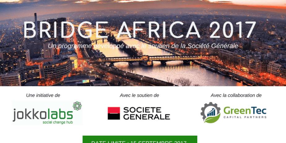 Challenge Bridge Africa 2017