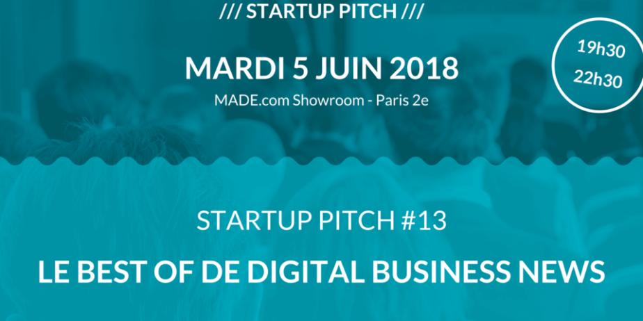 Startup Pitch #13