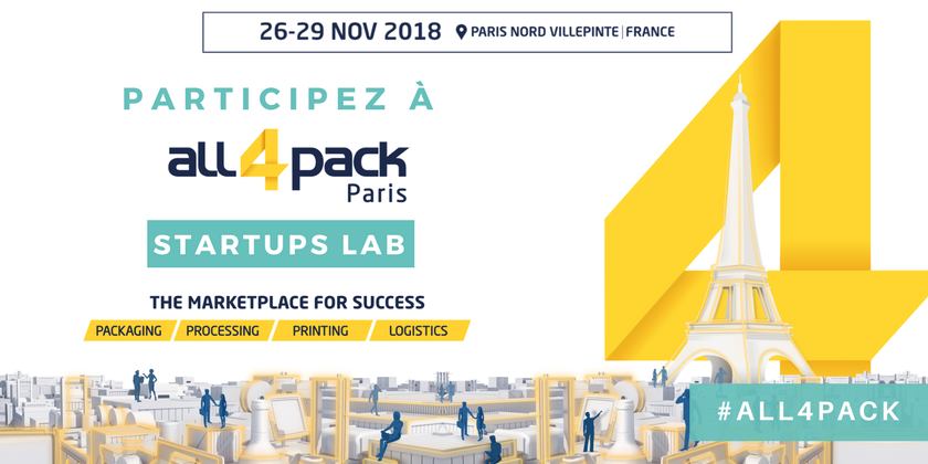 ALL4PACK Startup Lab