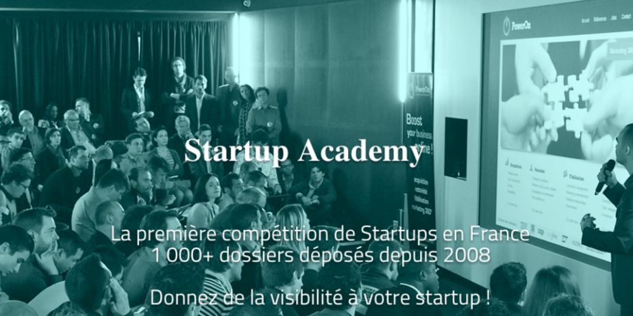 Concours Startup Academy