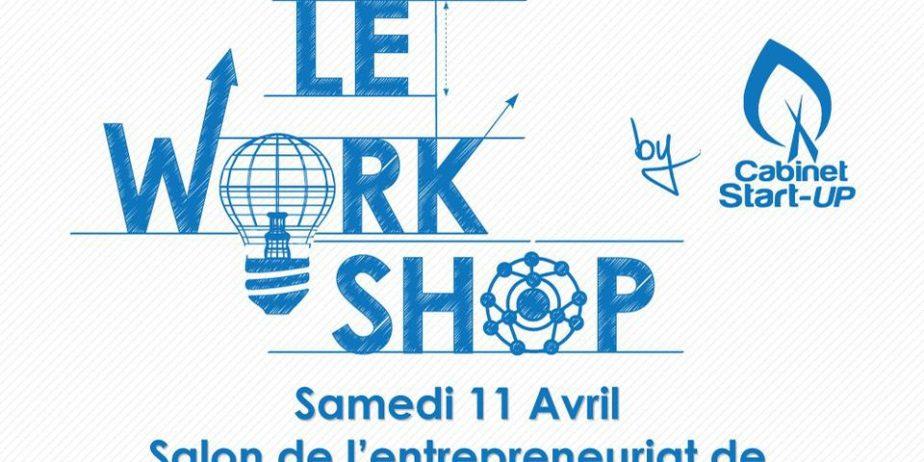 Le WorkShop – 1er Salon de l'Entrepreneuriat de l'Ecole Polytechnique