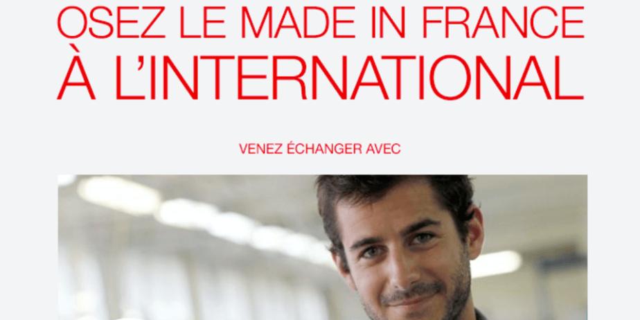Talk Entrepreneurs by Société Générale – Osez le Made in France