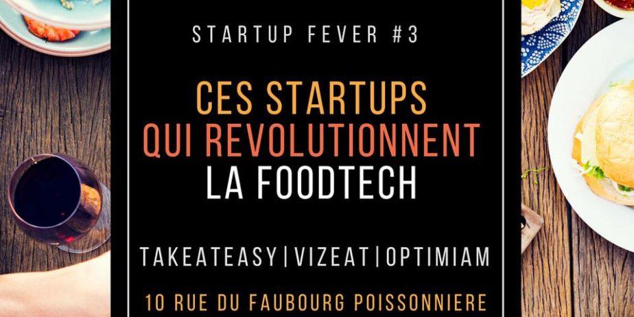 Les futures pépites de la Foodtech