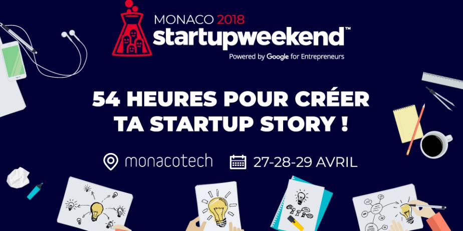 5ème édition du Startup Weekend Monaco