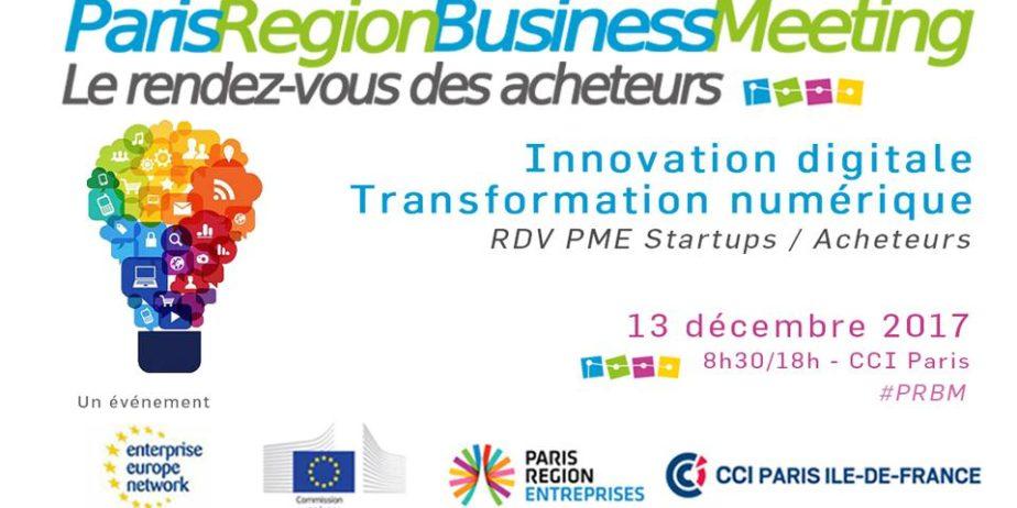 Paris Region Business Meeting