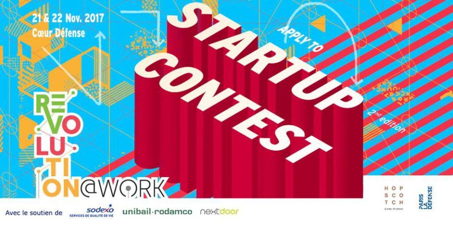 Revolution@work – Start Up contest