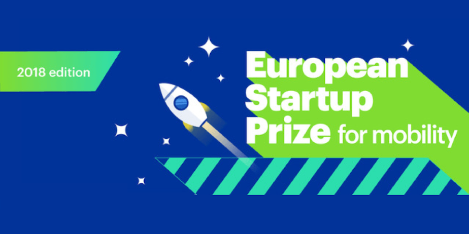 Appel à candidatures – European Startup Prize for Mobility