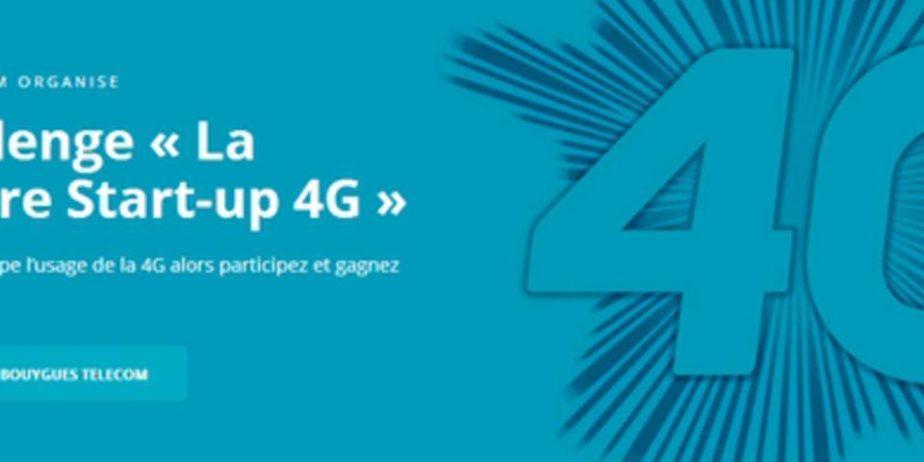 40 000 euros pour la meilleure startup 4G de Bouygues Telecom – Clôture