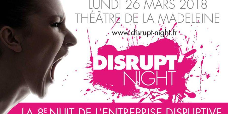 Disrupt'Night