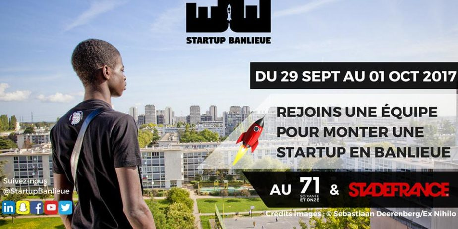 Startup Banlieue