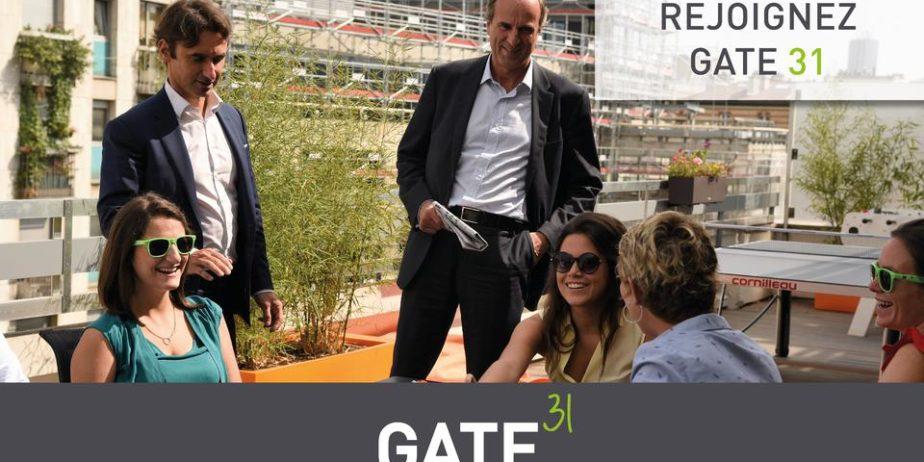 Appel à candidatures #Gate 31 – Saison 1
