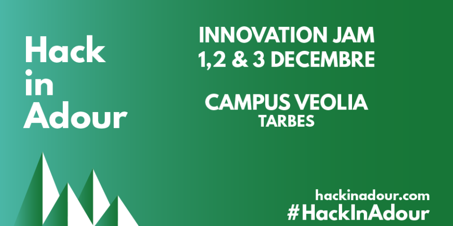 Hack in Adour Innovation Jam 2017
