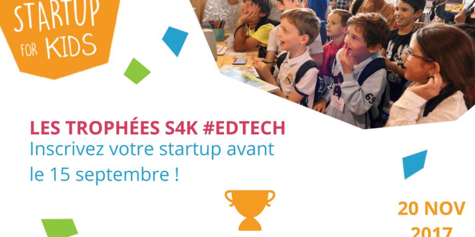 Trophées S4K #EdTech