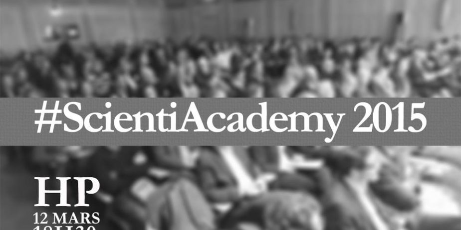 Scientipole présente : ScientiAcademy