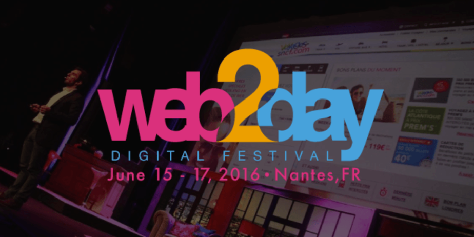 Web2day 2016