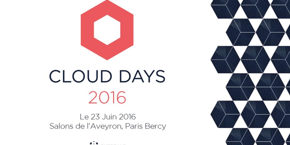 Cloud Days 2016