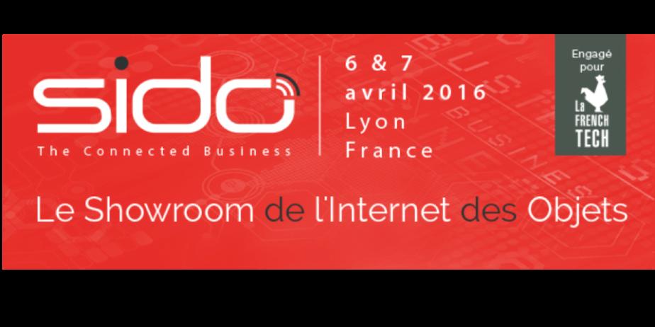 SIdO Le Showroom de l'Internet des Objets