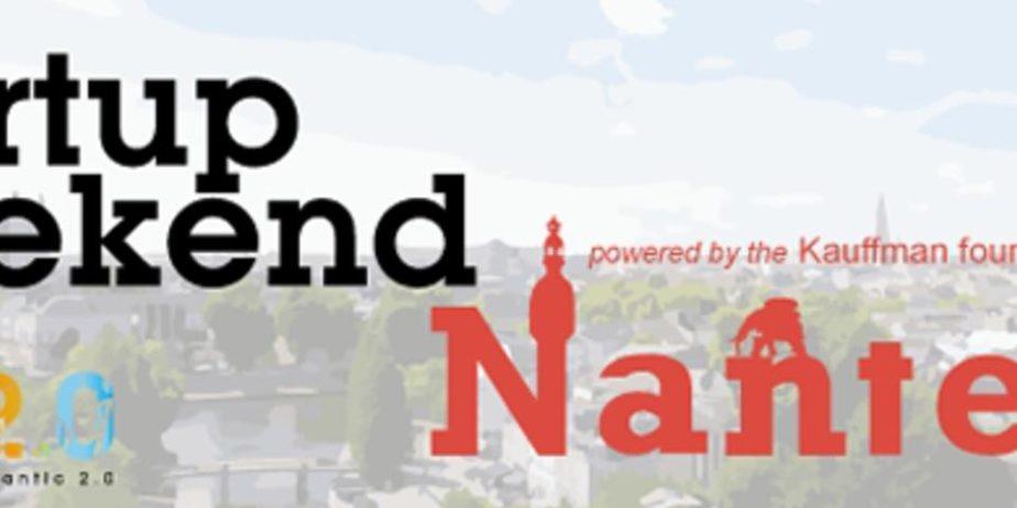 Startup Weekend Nantes 2013