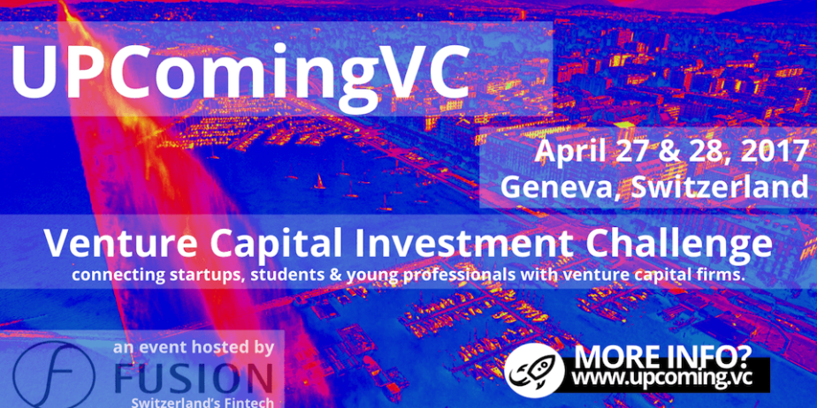 Appel à candidatures UPComingVC : « Venture Capital Investment Challenge »
