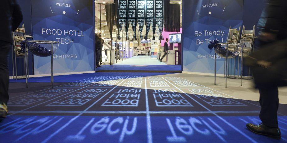 Salon 100% digital #Hotellerie #FoodTech #PitchStart-up