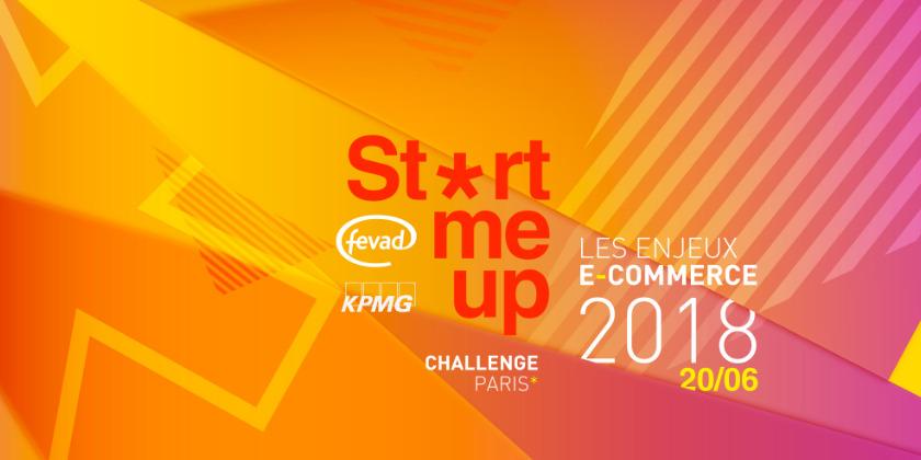 Etude Start me up sur l'impact des startups dans le ecommerce